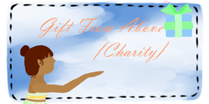 Gift from above Banner by Notebook-Queen