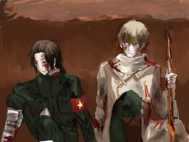 [Rochu]In the Wars by ChinChuan