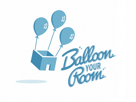Balloon Your Room by michaelspitz