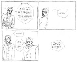 Good Omens - The moment... by Eeba-ism