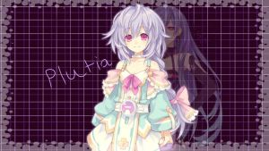 Plutia Wallpaper by missy28352