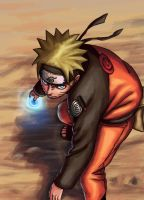 Naruto Uzumaki by NLcypher