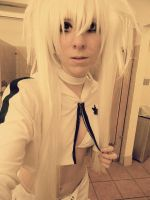 White Rock Shooter - Oh? by Kochan-Cosplay