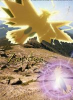 Zapdos by BrumbyOfSteel