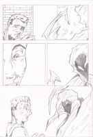 Exorcist Page 6 Pencils by Lance-Danger