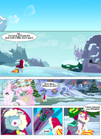 MLP Lunarbolt Xmas calender day 1 by Sakuyamon