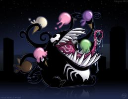 FAT Heroes: Fat Venom by zillabean