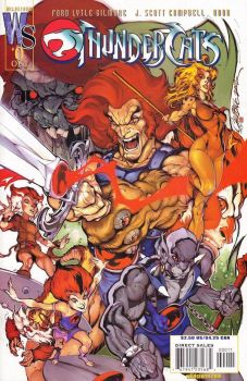 ThunderCats #0 by RhysYorke