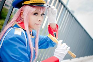Macross F - Dont be Late by KURA-rin