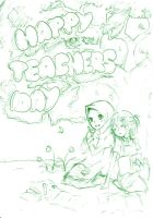 Happy Teachers Day by Pu3Megati
