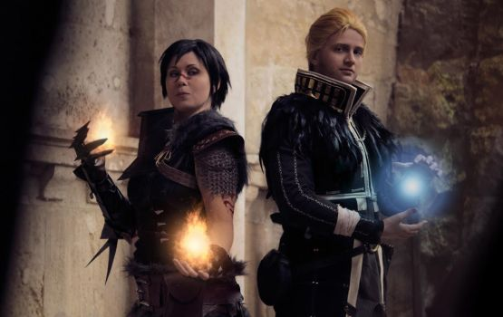 Dragon Age II : And here we go again by paszulyEstonia