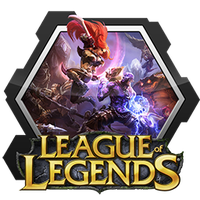 League Of Legends Honeycomb Icon by RazzGraves