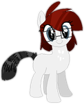 Cat-Tail Pone Adopt Closed! by gravityfallsflower