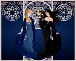 For Kendra711: Friends Until The End by SupernovaSword