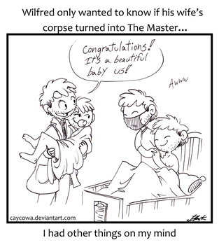 The Master Family by caycowa