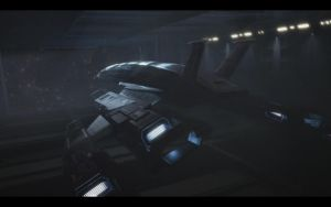 Normandy SR2 from behind by Bebbe88