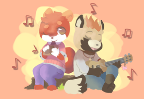 Jamming by Cooliowl
