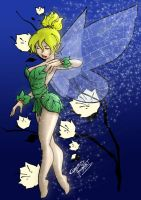 KidNotorious Tinkerbell Colors by juggmaster
