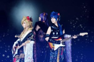Setsugetsuka Group 02 by direngrey304