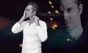 Tim Olyphant Wallpaper by nerosredqueen