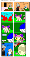 Pokemon comic 1 by DarkmasterN