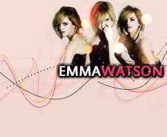 Emma Watson layout 20 by Grouve