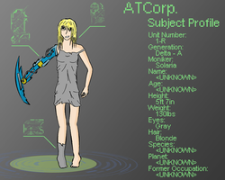 ATCorp Unit Profile - Solaria by Eliw00d