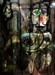 Last nights Picasso dream by x-pyre12
