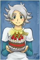 Happy B-day Fubuki by SpringSounds