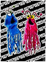 Yip Yips by Bleezer