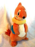 Tomy Buizel Plush by PokePlushProject
