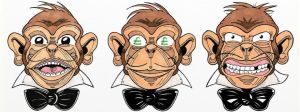 Angry Monkey Inc 2 by AaronSmurfMurphy
