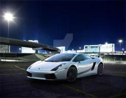 Lambo Las Vegas by MUCK-ONE