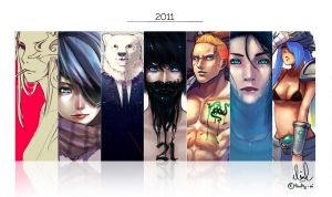 2011 highlight by faulty-ai
