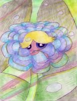 Boomer in a flower by X-Luminescence
