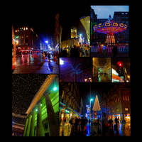 Glasgow November 2012 -Collage- by IoannisCleary