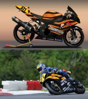 GSXR Paint Scheme by TreborDesigns