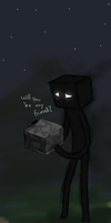 Enderman? by Nubbers11