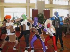 The Ginyu Force by gotenks6
