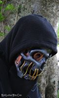 Leather Dishonored Mask by Epic-Leather