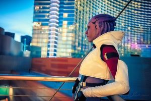 Overlook - Aria T'loak Mass Effect 3 Cosplay by emmabellish