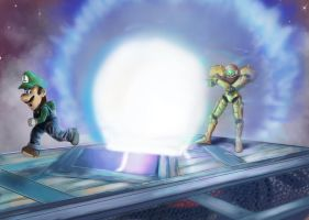 Don't F''k with Samus by thesadpencil