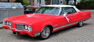 Olds '98 455 Convertible by cmdpirxII