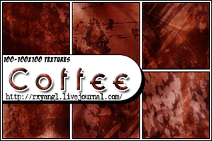 100-100x100 Coffee Bean Text by princess-RxY