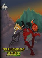 Blackblood Alliance Cover 2 by Droemar