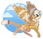 Aerox Commission by SimplySassfras