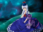 Commission: Keine and Twilight Sparkle by Jiayi