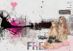 Taylor Swift Wallpaper by FloorYriarte