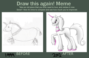 Before After Meme by Mari-Kyomo