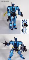 Wrecker: Whirl by Unicron9